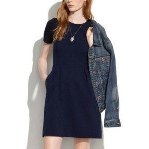 Madewell Gallerist Ponte Dress Size 2
